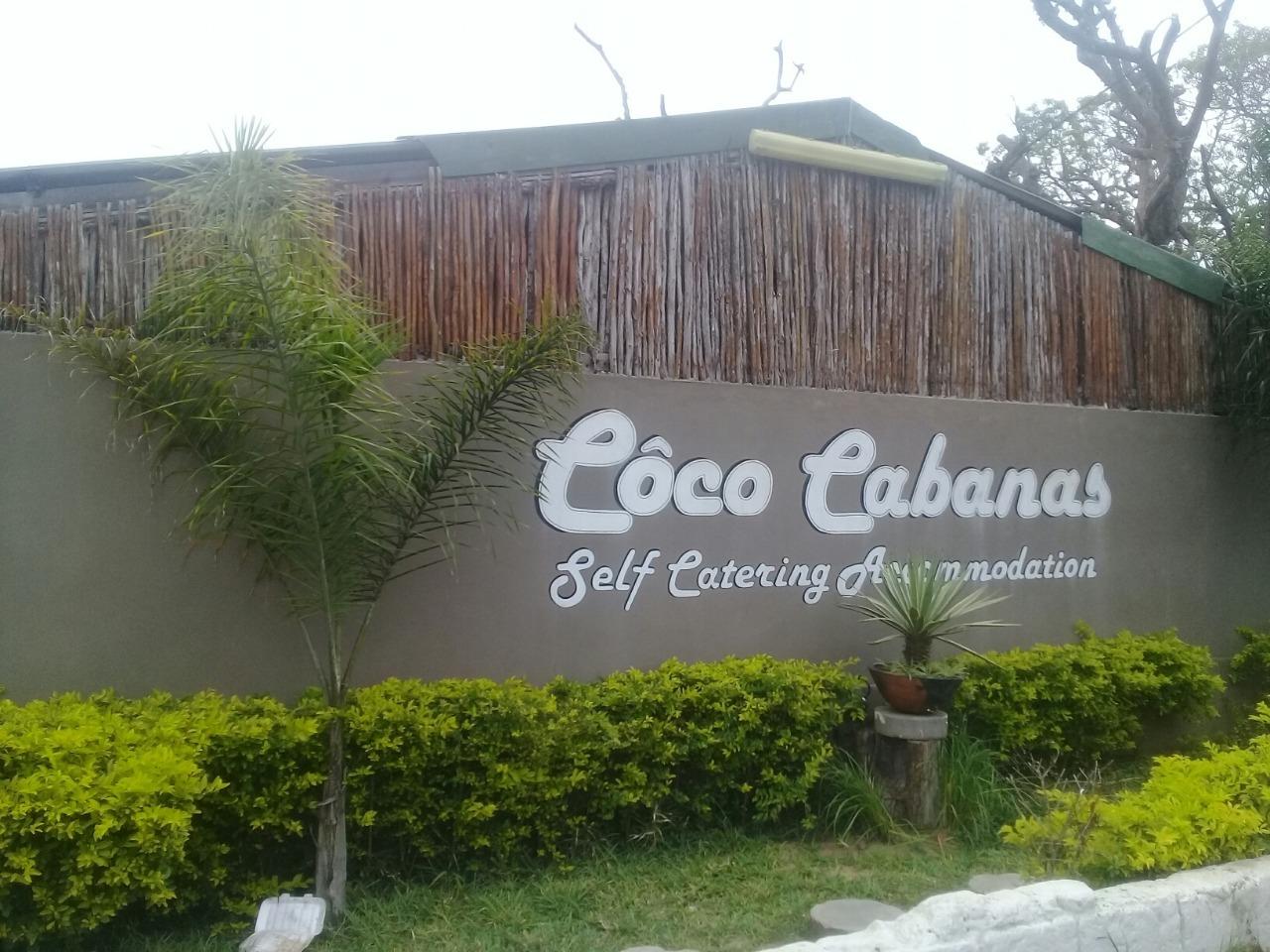 Coco Cabanas- Book With Pontadouro.co.za